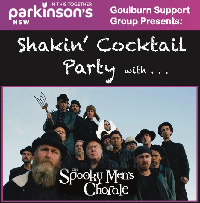 Goulburn Parkinson's Support Party